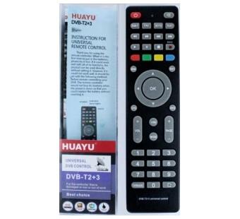 Пульт универсальный DVB-T2+3